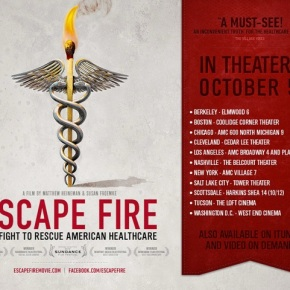 We Need an Escape Fire – Heating Up HealthCare