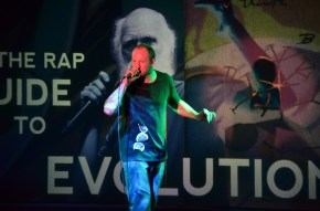 Darwin and the Rap Guide to Evolution